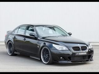 обои BMW 5 Series фото