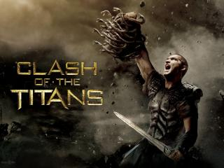 обои Clash of the Titans фото