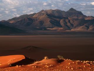 обои Пустыня Намибии фото