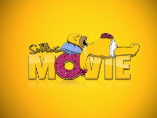 обои The Simpsons Movie фото