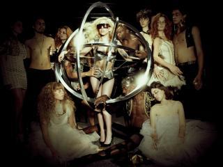 обои Lady Gaga фото
