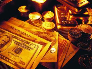 обои Cash and gold фото