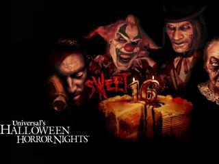 обои My Halloween friends фото