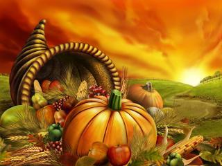 обои Thanksgiving Day фото