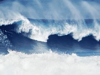 обои для рабочего стола: Морская волна