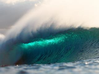 обои для рабочего стола: Океанская волна