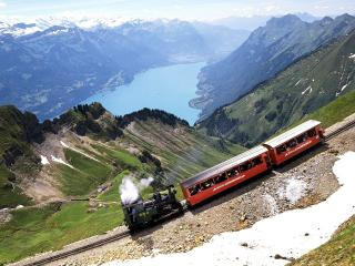 обои Brienz Rothorn-Bahn,   Switzerland фото