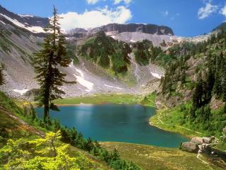 обои Озеро Баглей фото