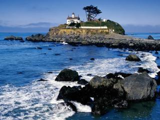 обои Battery Point Lighthouse фото