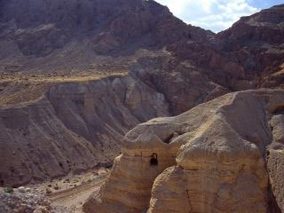 обои Cave of the Dead Sea Scrolls,   Qumran Cave 4,   Israel фото