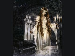 обои Призрак в замке фото