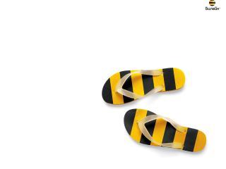 обои BeeLine - тапки фото