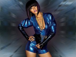 обои Rihanna (Рианна) фото