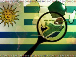 обои Чемпионат мира по футболу FIFA World cup 2010  Уругвай фото