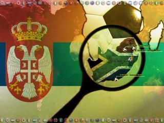 обои Чемпионат мира по футболу FIFA World cup 2010  Сербия фото