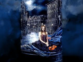 обои Венецианская ночь фото