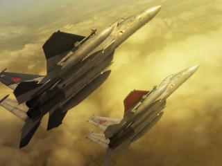 обои Games Ace Combat Zero the Belkan War фото