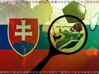 обои Чемпионат мира по футболу FIFA World cup 2010  Словакия фото