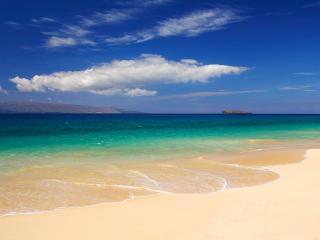 обои для рабочего стола: Прекрасный пляж на Гавайях