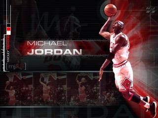 обои Майкл Джордан фото