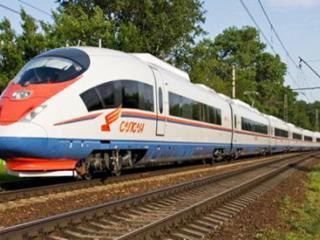 обои Поезд Сапсан фото