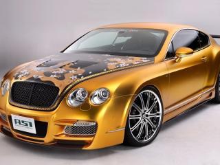 обои ASI Bentley Glod фото