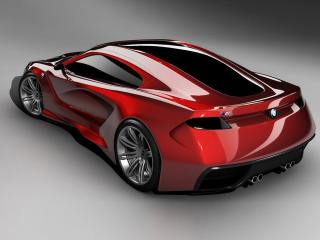 обои BMW M Concept Design фото