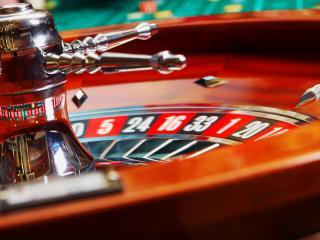 обои Рулетка в казино фото