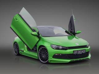 обои VW Scirocco JE-Design фото