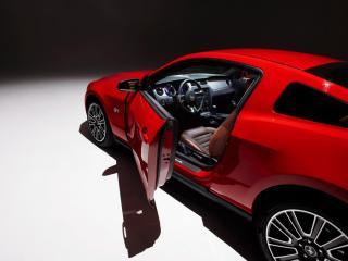 обои The 2010 Mustang фото