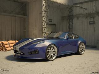обои Ford Cobra concept фото