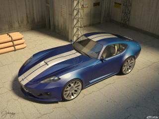 обои Ford Cobra concept cipriany фото