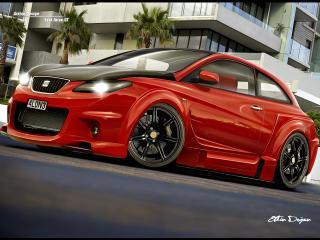 обои Seat Ibiza GT by Active Design фото