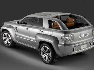 обои Jeep Trailhawk фото