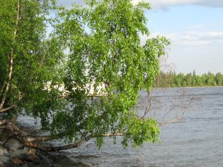 обои Красота северных озер фото