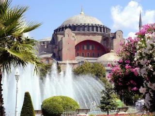 обои Hagia Sofia,   Istanbul,   Turkey фото