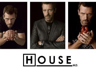обои Три доктора Хауса фото