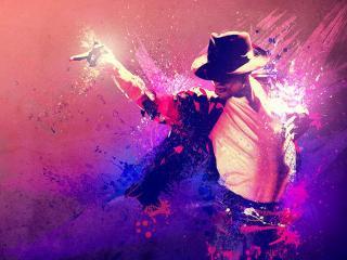 обои Michael Jackson Moonwalker фото