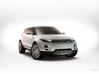обои Land Rover LRX фото