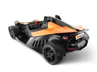 обои KTM-X-Bow Rear Angle фото