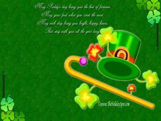 обои St. Patrick фото