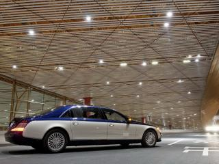 обои Maybach-62 S роскошь на колесах фото
