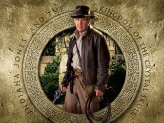 обои Indiana Jones фото