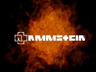 обои Логотип группы Раммштайн фото