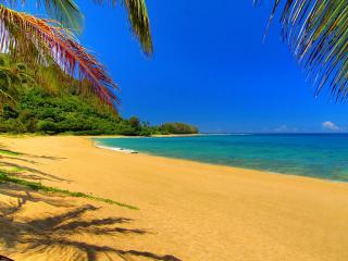 обои Безмятежный пляж фото