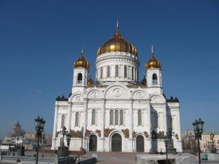 обои Москва храм фото