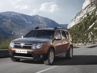 обои Dacia Duster 2011 фото