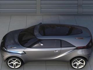 обои Dacia Duster Concept 2010 фото