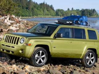 обои Jeep Patriot Overland фото