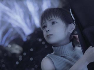 обои Final Fantasy VII: Advent Children - маленькая девочка фото